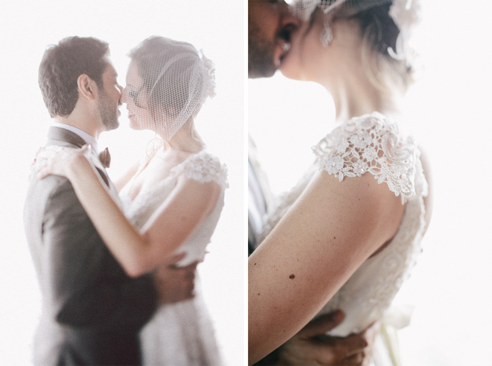 amazing light in this couple's wedding photos | photo: Frankie e Marilia