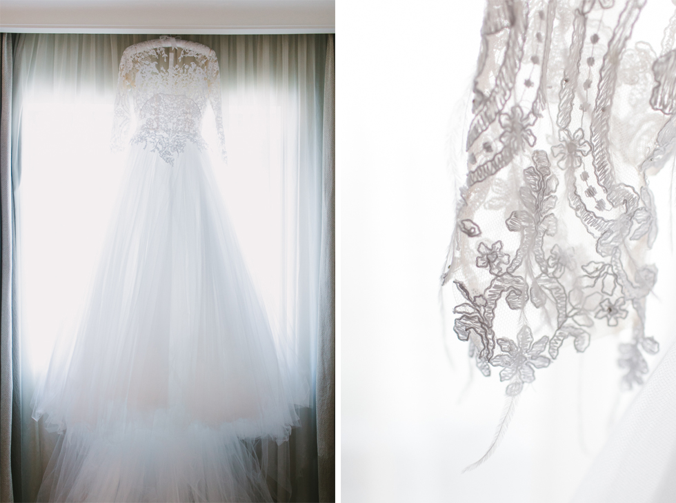 Beautiful and delicate Marie Antoinette inspired wedding | Photos by Frankie & Marilia (2)