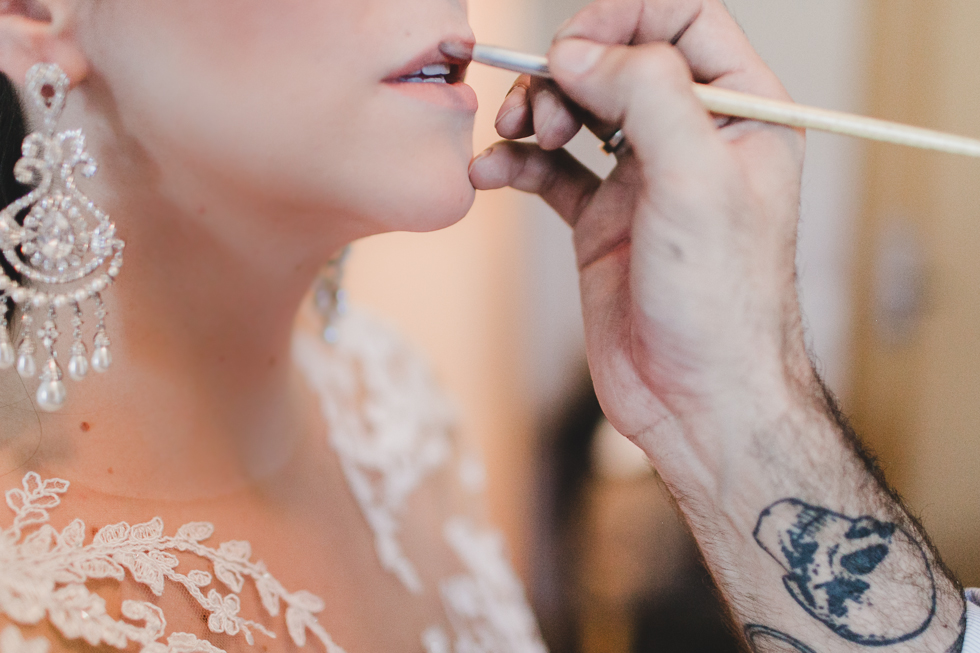 Beautiful and delicate Marie Antoinette inspired wedding | Photos by Frankie & Marilia (14)