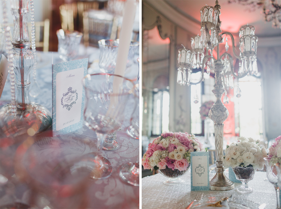 Beautiful and delicate Marie Antoinette inspired wedding | Photos by Frankie & Marilia (27)