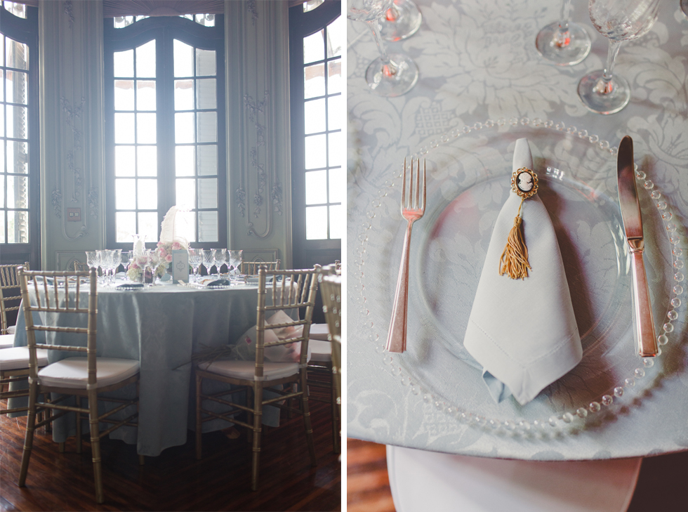 Beautiful and delicate Marie Antoinette inspired wedding | Photos by Frankie & Marilia (28)