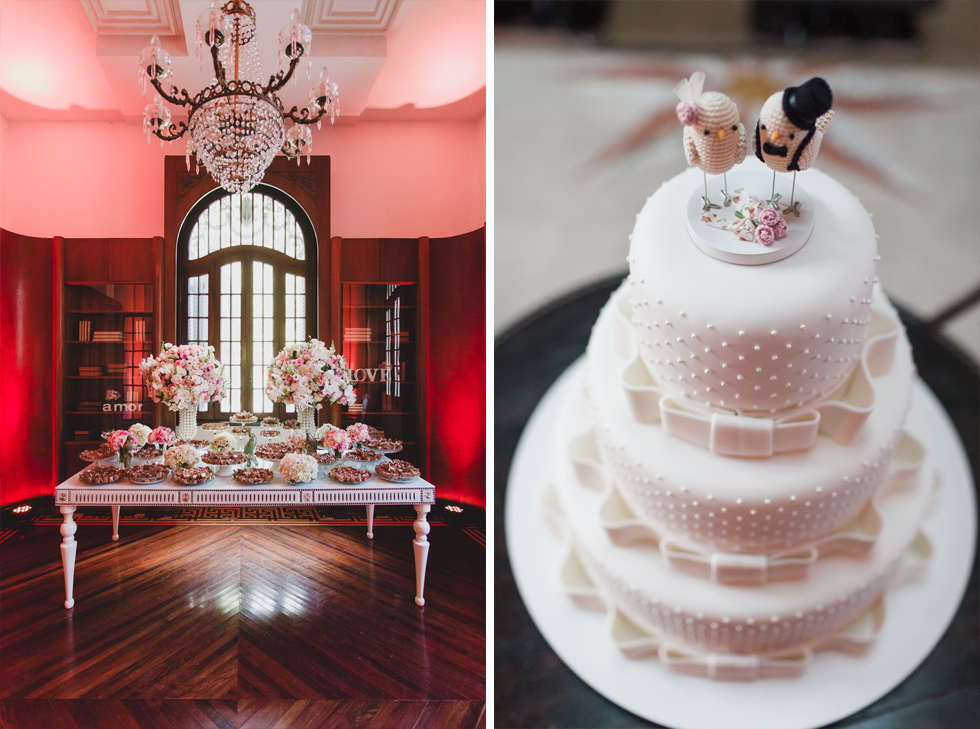 Beautiful and delicate Marie Antoinette inspired wedding | Photos by Frankie & Marilia (30)