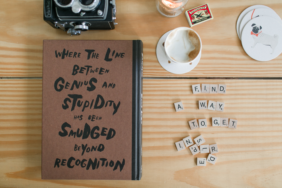 Find a way to get creative| Frankie e Marília