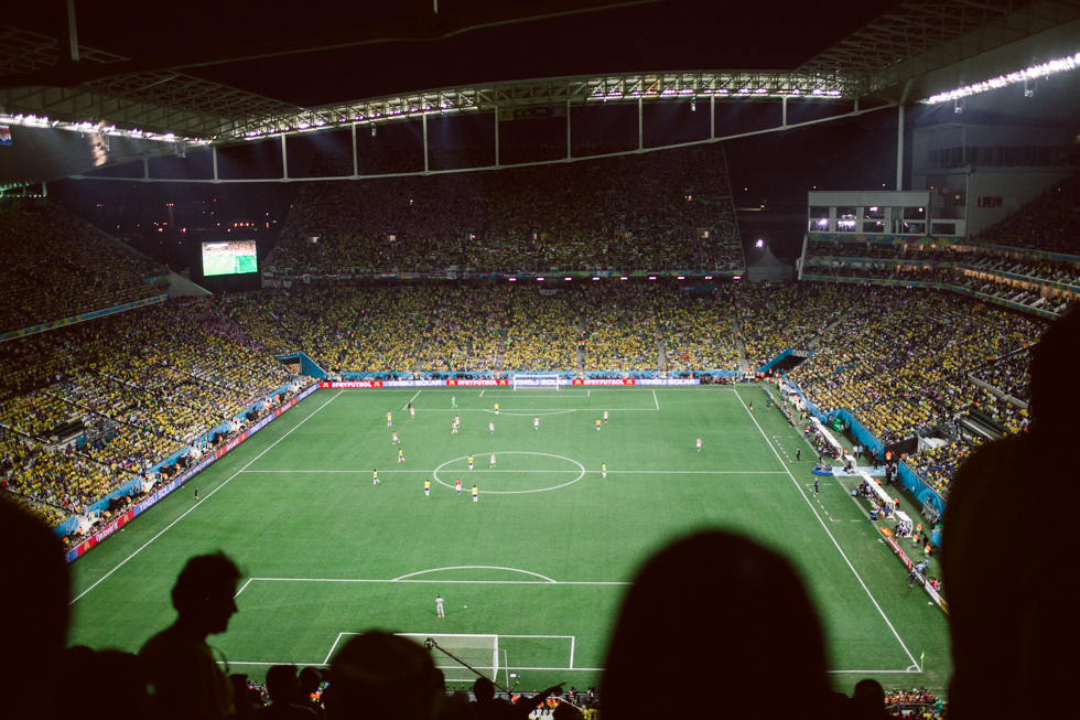 2014 Brazil World Cup Opening Game Photos | Frankie e Marilia (15)