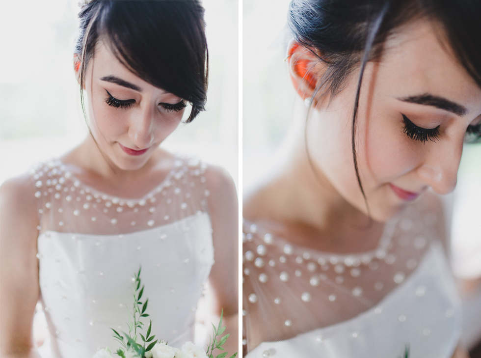 Beautiful and delicate, two words to describe this wedding <3 (14)