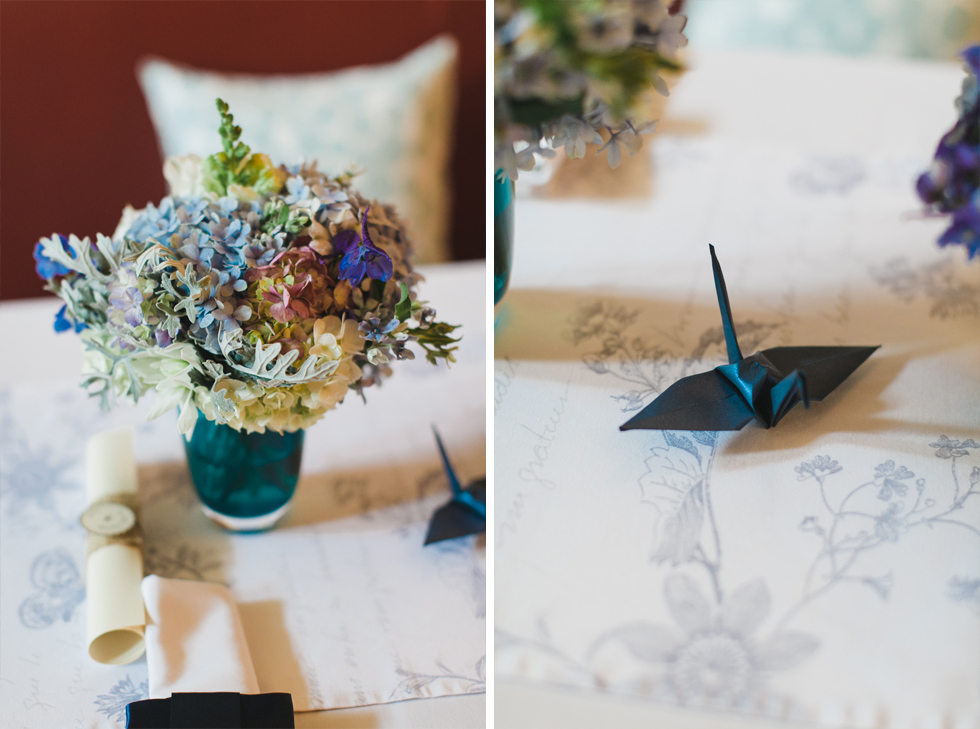 Oh my, what a charming bistro wedding with two charming grooms and their cute dogs (Photos by Frankie & Marilia) (20)