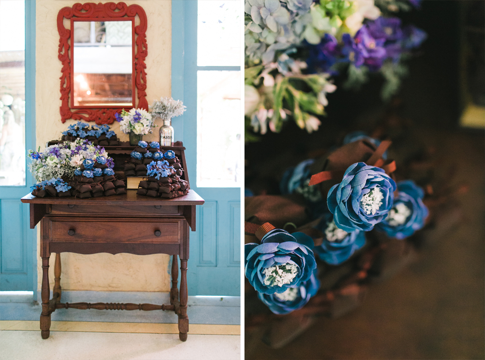 Oh my, what a charming bistro wedding with two charming grooms and their cute dogs (Photos by Frankie & Marilia) (22)