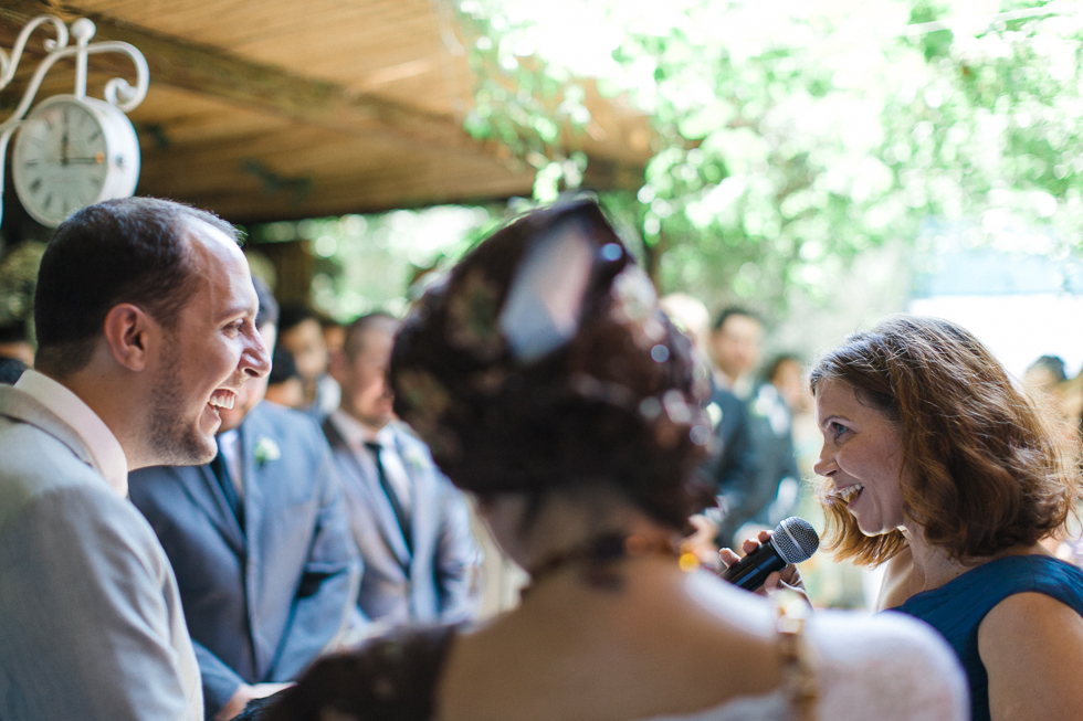 Oh my, what a charming bistro wedding with two charming grooms and their cute dogs (Photos by Frankie & Marilia) (42)