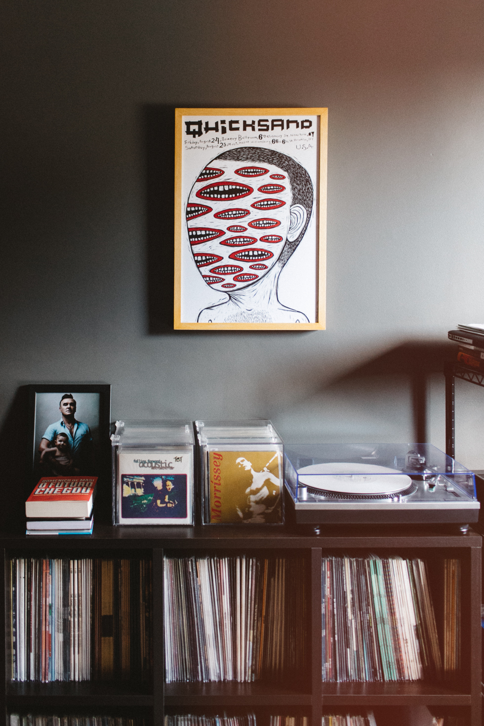 Vinyl Collection | Gabriel Bueno | How's Your Edge