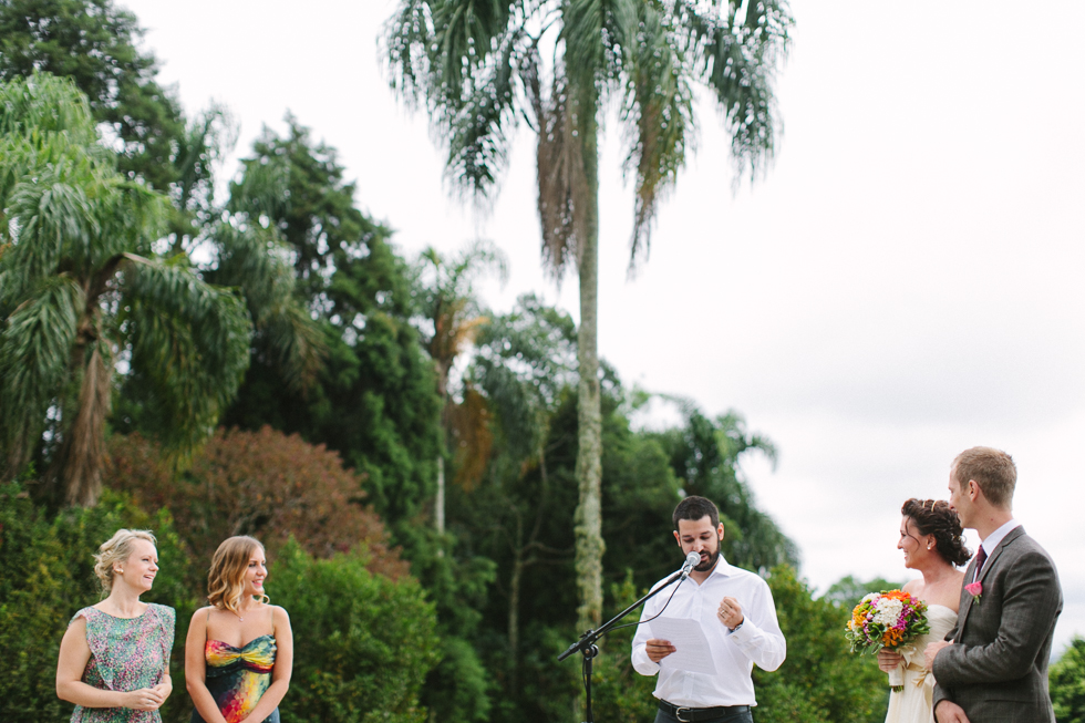 Beautiful outdoor wedding in Brazil   Photos by Frankie & Marilia (17)