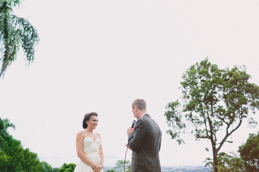 Beautiful outdoor wedding in Brazil   Photos by Frankie & Marilia (18)