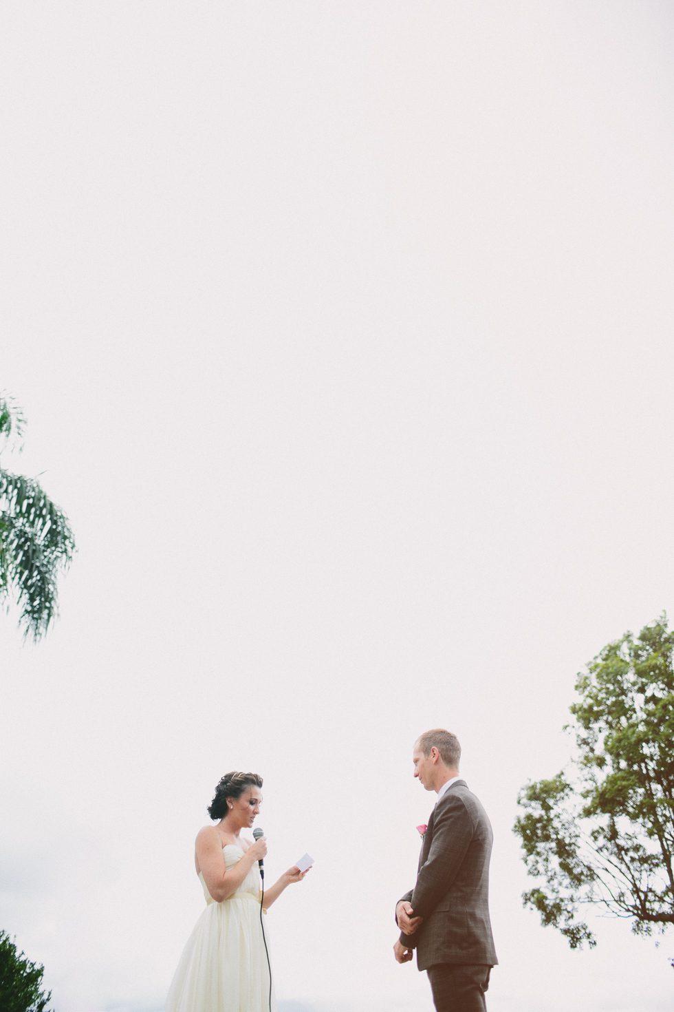 Beautiful outdoor wedding in Brazil   Photos by Frankie & Marilia (19)