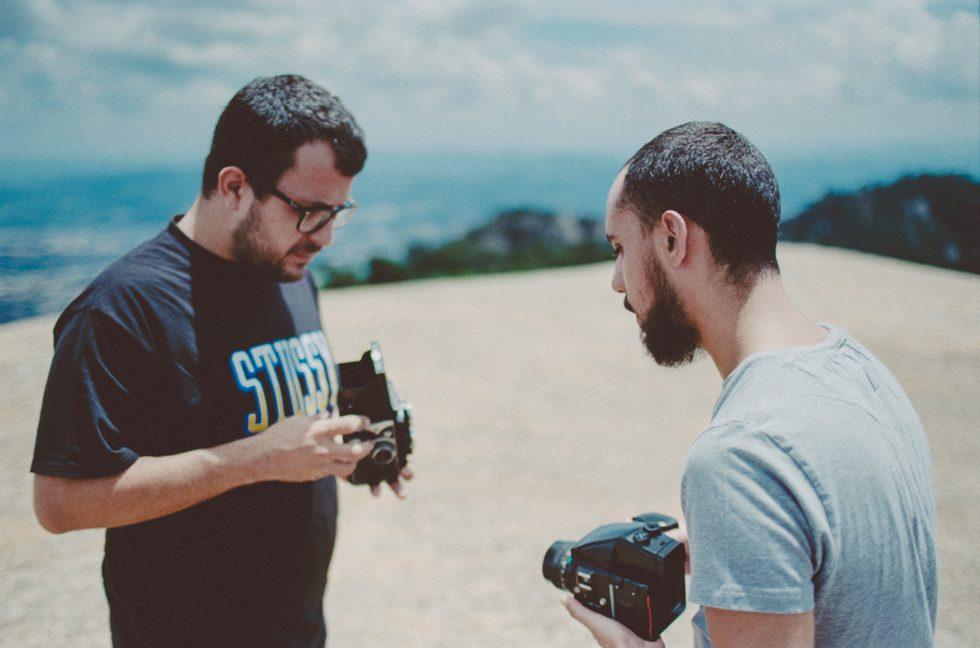 Film Photography   Pequenas doses   Small doses  61   Frankie e Marília (5)