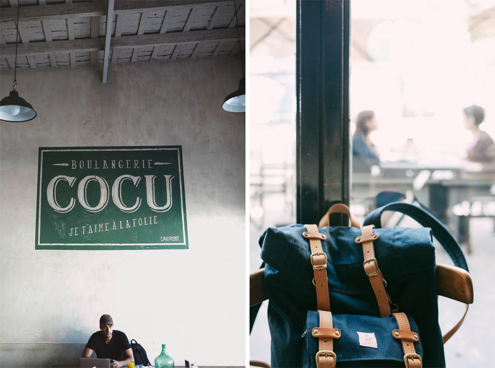 Cocu | Boulangerie Cocu | Beautiful French Bakery in Palermo | Buenos Aires Guide | Frankie e Marília