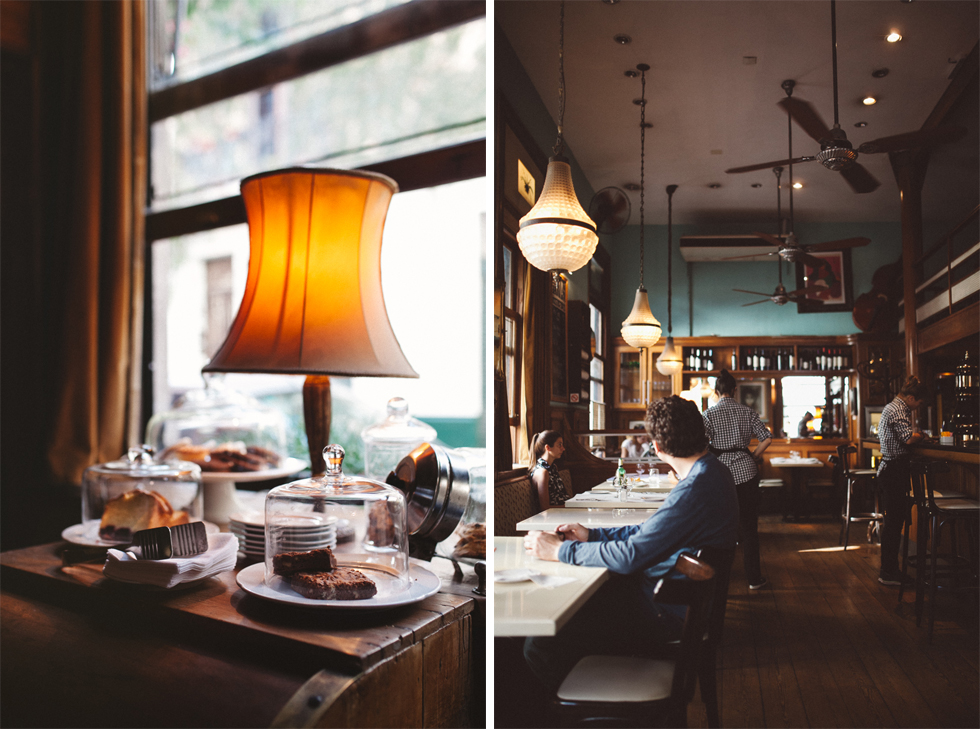 Café Rivas | A café to make you go back in time in San Telmo | Buenos Aires
