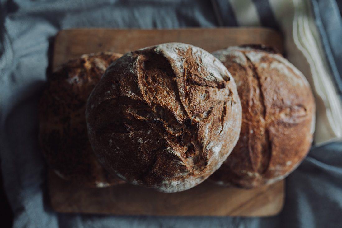 Sourdough bread | Pão de fermentação natural