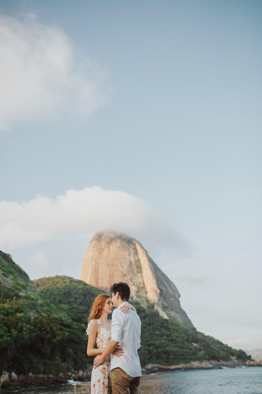 Ellen e Cássio - Ensaio no Rio de Janeiro